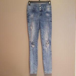 Refuge high waisted jeans